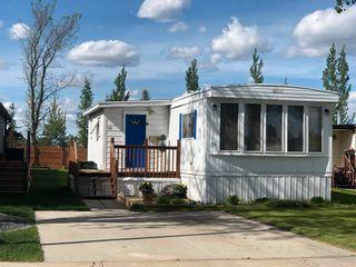 Photo 1: 55 12604 153 Avenue NW in Edmonton: Zone 27 Mobile for sale : MLS®# E4247016