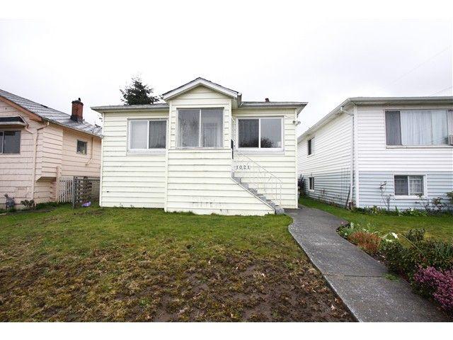 Main Photo: 1021 WINDERMERE Street in Vancouver: Renfrew VE House for sale (Vancouver East)  : MLS®# V1112245