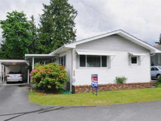 """Photo 1: 11832 PONDEROSA Boulevard in Pitt Meadows: Central Meadows Manufactured Home for sale in """"MEADOW HIGHLAND"""" : MLS®# V952847"""