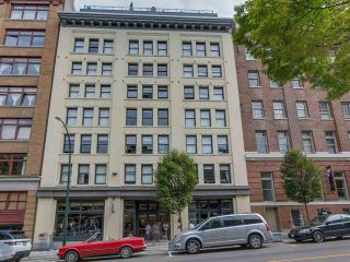 Photo 1: 302 528 BEATTY STREET in : Downtown VW Condo for sale (Vancouver West)  : MLS®# R2099152