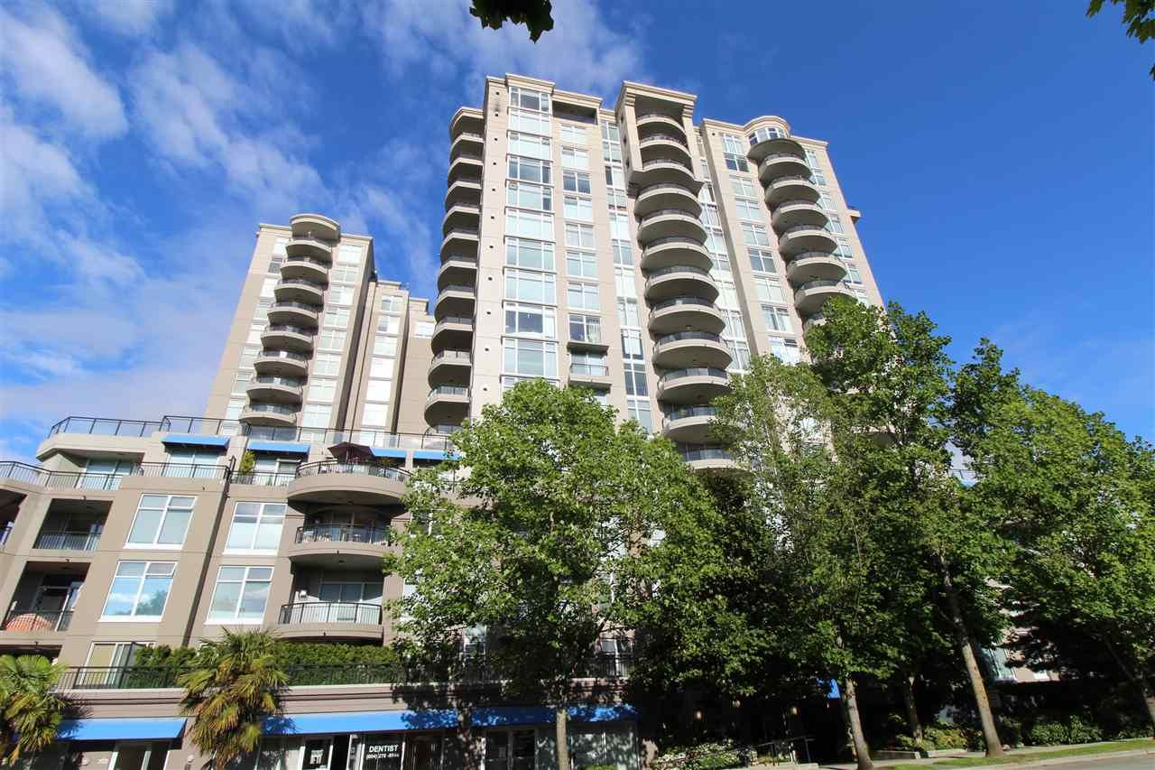 Main Photo: 603 7080 ST. ALBANS ROAD in Richmond: Brighouse South Condo for sale : MLS®# R2376667
