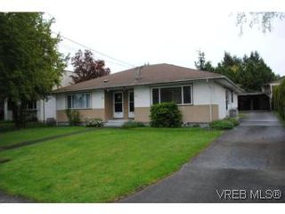 Photo 1: 1029-1031 Colville Rd in VICTORIA: Es Rockheights Full Duplex for sale (Esquimalt)  : MLS®# 535043