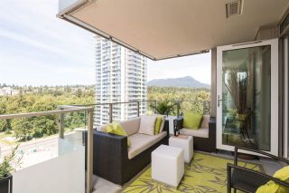 Photo 18: 1208 1550 FERN STREET in North Vancouver: Lynnmour Condo for sale : MLS®# R2304740