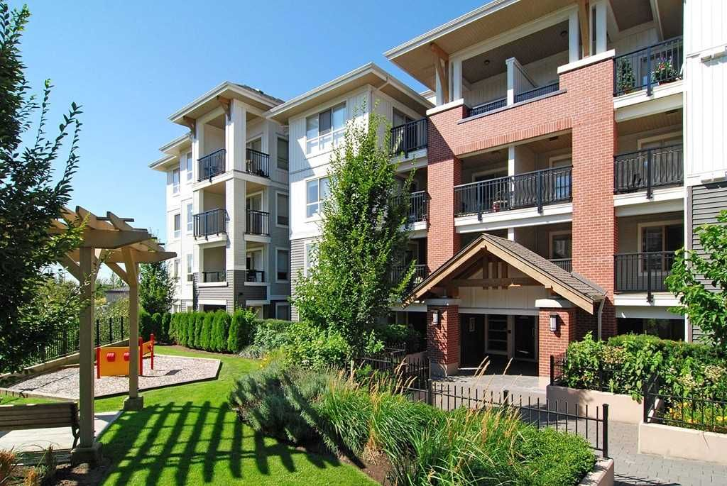 "Main Photo: D102 8929 202ND Street in Langley: Walnut Grove Condo for sale in ""The Grove"" : MLS®# R2093509"