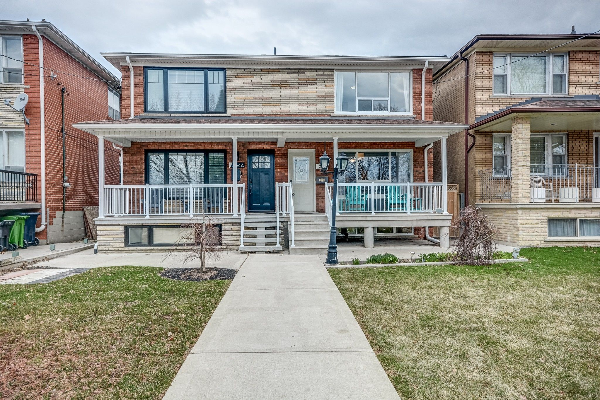 Main Photo: 264 Ryding Avenue in Toronto: Junction Area House (2-Storey) for sale (Toronto W02)  : MLS®# W4415963