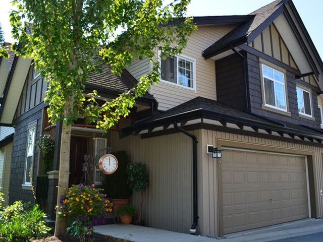 """Main Photo: 43 2200 PANORAMA Drive in Port Moody: Heritage Woods PM Townhouse for sale in """"QUEST"""" : MLS®# V909873"""