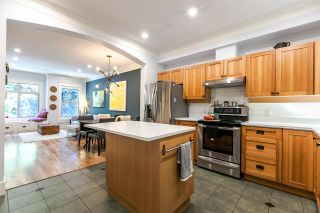 """Photo 2: 235 18 JACK MAHONY Place in New Westminster: GlenBrooke North Townhouse for sale in """"The Westerly"""" : MLS®# R2184317"""