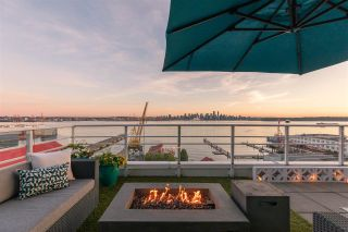 """Photo 30: 901 133 E ESPLANADE Avenue in North Vancouver: Lower Lonsdale Condo for sale in """"Pinnacle Residences at the Pier"""" : MLS®# R2605927"""