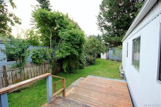Photo 27: 12 6947 W Grant Rd in SOOKE: Sk Broomhill Manufactured Home for sale (Sooke)  : MLS®# 827521