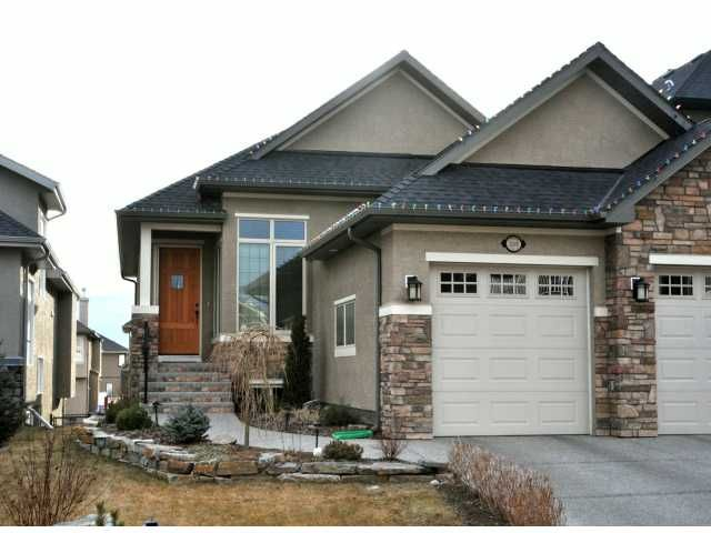 Main Photo: 155 EVERGREEN Circle SW in CALGARY: Shawnee Slps Evergreen Est Residential Detached Single Family for sale (Calgary)  : MLS®# C3511964