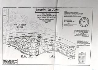 Photo 2: Lot 16 Aaron Drive in Echo Lake: Lot/Land for sale : MLS®# SK806347