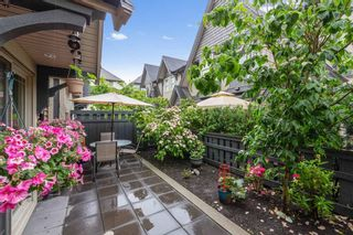 "Photo 18: 22 19095 MITCHELL Road in Pitt Meadows: Central Meadows Townhouse for sale in ""Brodgen Brown"" : MLS®# R2466025"