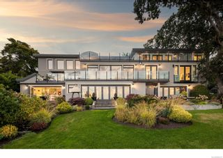 Photo 4: 3555 Beach Dr in Oak Bay: OB Uplands House for sale : MLS®# 886317