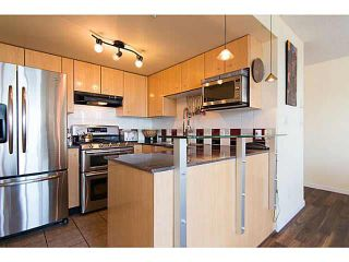 """Photo 6: 1905 501 PACIFIC Street in Vancouver: Downtown VW Condo for sale in """"The 501"""" (Vancouver West)  : MLS®# V1071377"""