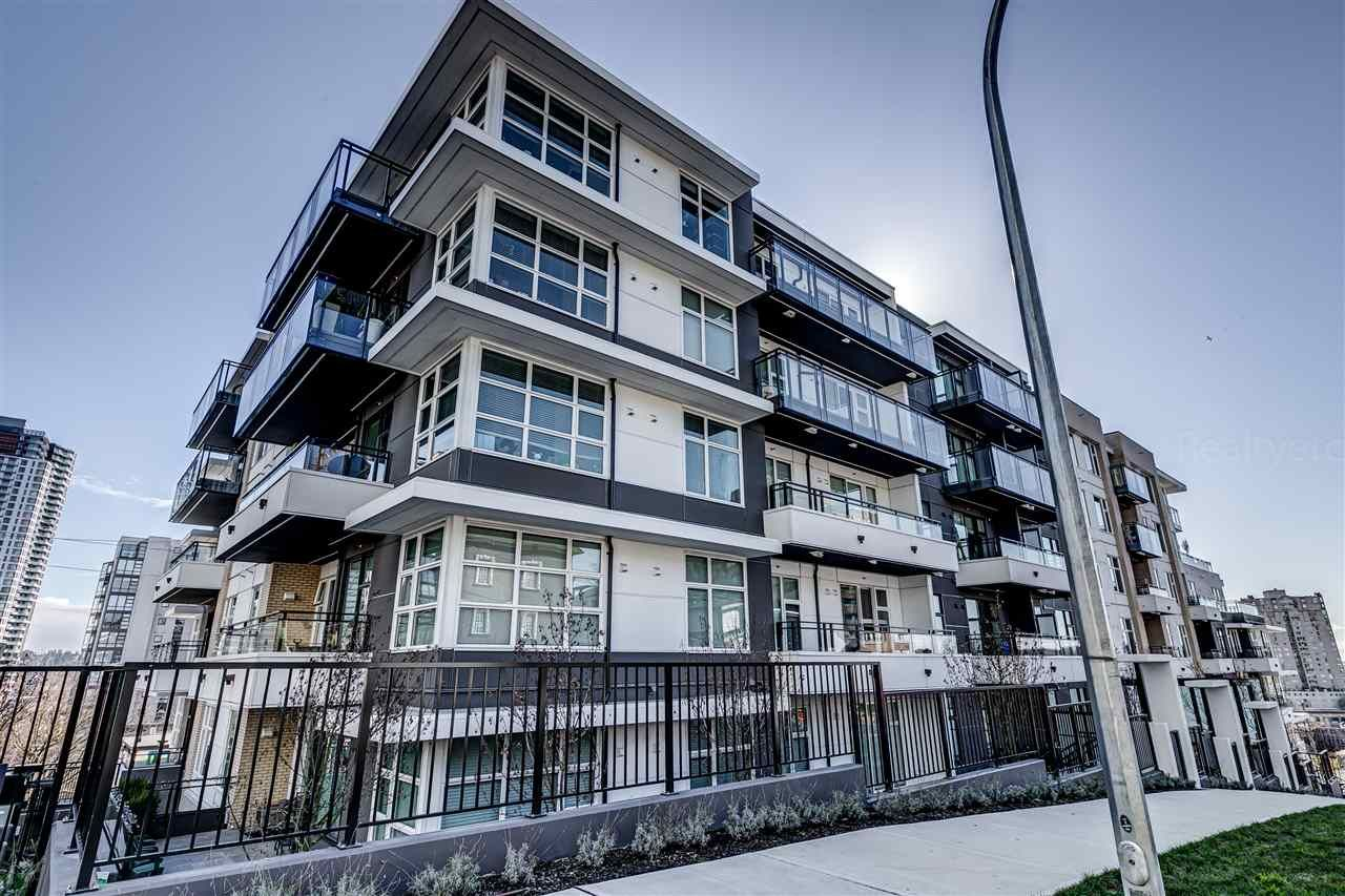 "Main Photo: 203 1012 AUCKLAND Street in New Westminster: Uptown NW Condo for sale in ""CAPITOL"" : MLS®# R2542628"