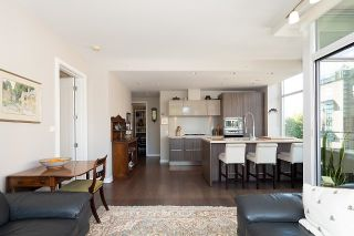 """Photo 15: 410 181 W 1ST Avenue in Vancouver: False Creek Condo for sale in """"The Brook"""" (Vancouver West)  : MLS®# R2614809"""