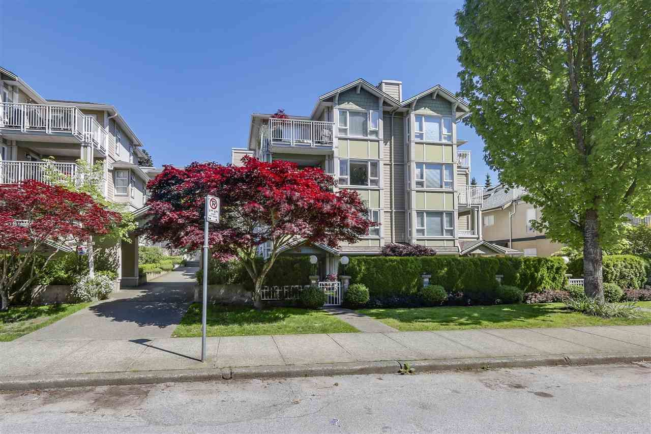 "Main Photo: 101 937 W 14TH Avenue in Vancouver: Fairview VW Condo for sale in ""Villa 937"" (Vancouver West)  : MLS®# R2169797"