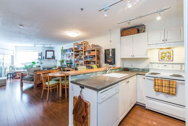 Main Photo: 105 3038 E KENT AVENUE SOUTH AVENUE in Vancouver East: South Marine Condo for sale ()  : MLS®# R2038964