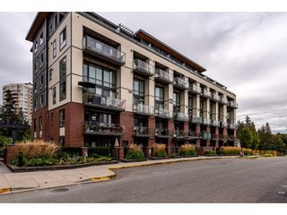 "Photo 1: 311 3080 GLADWIN Road in Abbotsford: Central Abbotsford Condo for sale in ""HUDSON'S LOFT"" : MLS®# R2507979"
