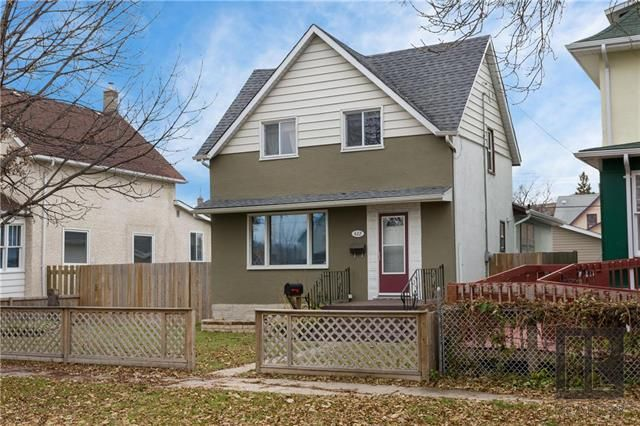 Main Photo: 422 William Newton Avenue in Winnipeg: Elmwood Residential for sale (3A)  : MLS®# 1828396