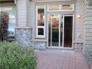 """Photo 9: 105 250 SALTER Street in New Westminster: Queensborough Condo for sale in """"PADDLERS LANDING"""" : MLS®# V1056609"""