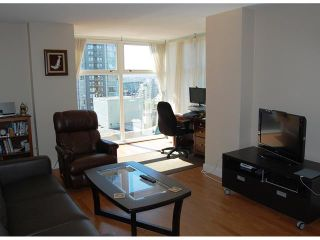 """Photo 2: # B1201 1331 HOMER ST in Vancouver: Yaletown Condo for sale in """"PACIFIC POINT"""" (Vancouver West)  : MLS®# V970137"""