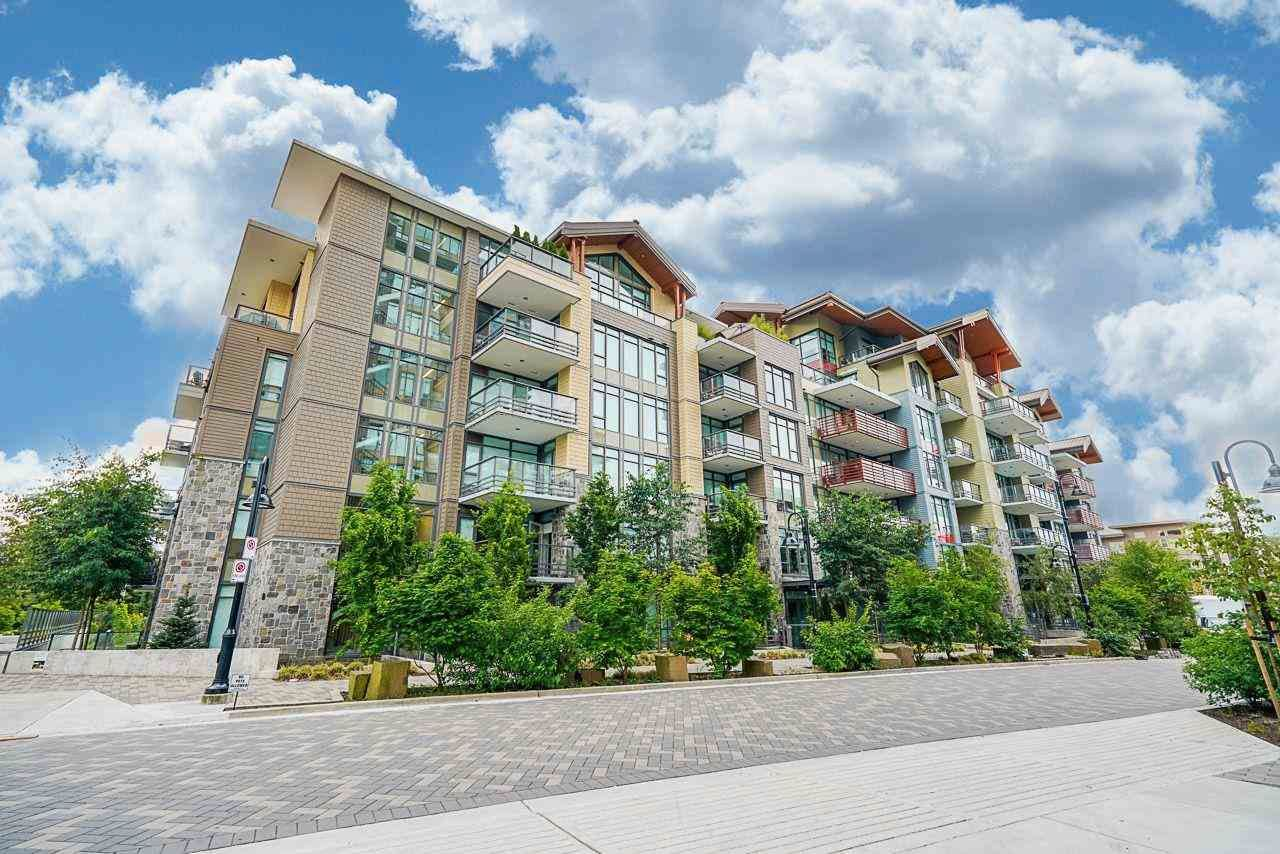 """Main Photo: 402 2738 LIBRARY Lane in North Vancouver: Lynn Valley Condo for sale in """"RESIDENCES AT LYNN VALLEY"""" : MLS®# R2589943"""