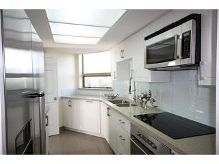 """Photo 5: 1505 1199 EASTWOOD Street in Coquitlam: North Coquitlam Condo for sale in """"Silkerk"""" : MLS®# V1088798"""