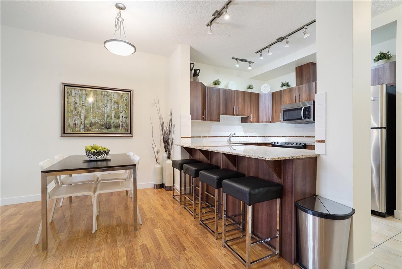 Main Photo: 124 10333 112 Street in Edmonton: Zone 12 Condo for sale : MLS®# E4229051