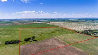 Photo 3: 153.7 +/- Acres West of Airdrie in Rural Rocky View County: Rural Rocky View MD Land for sale : MLS®# A1065287