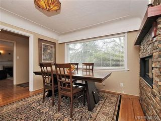 Photo 4: 3511 Salsbury Way in VICTORIA: SE Cedar Hill House for sale (Saanich East)  : MLS®# 662189