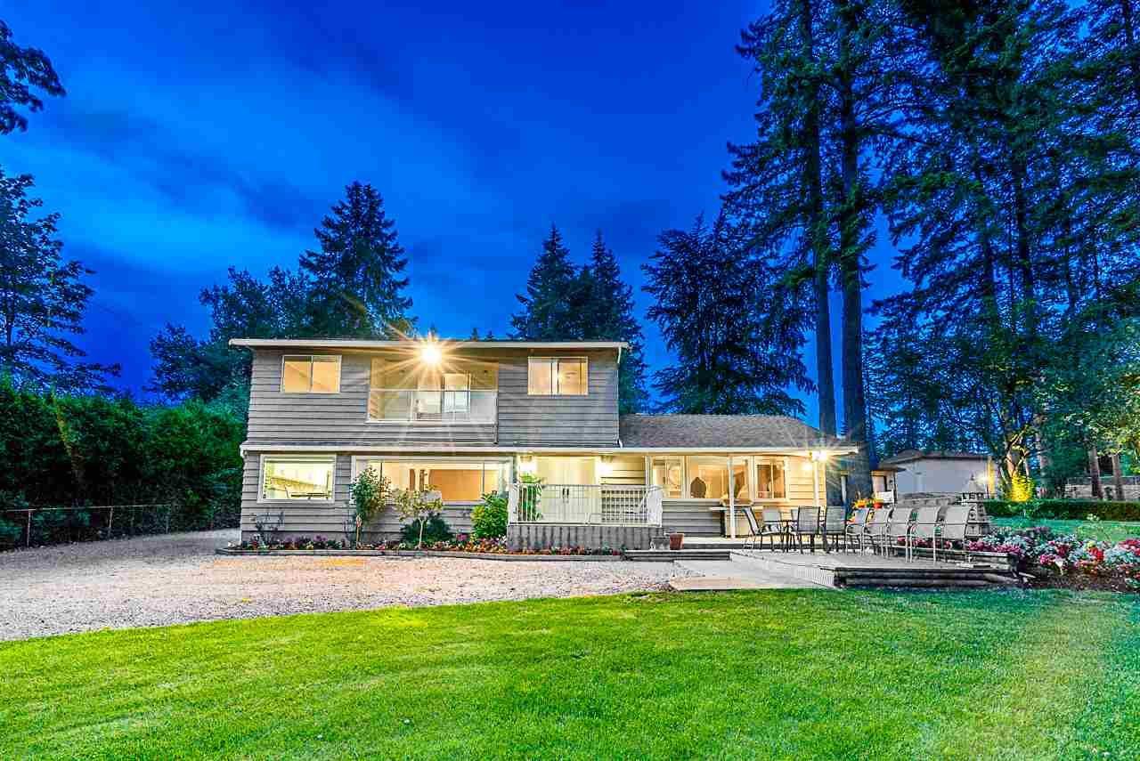 Main Photo: 13105 56 Avenue in Surrey: Panorama Ridge House for sale : MLS®# R2413426