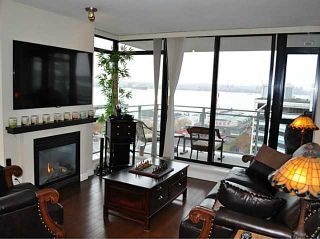 "Photo 4: 902 155 W 1ST Street in North Vancouver: Lower Lonsdale Condo for sale in ""Time"" : MLS®# V1035039"