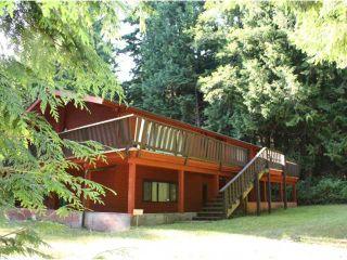 Photo 1: 1747 HANBURY Road: Roberts Creek House for sale (Sunshine Coast)  : MLS®# V903372