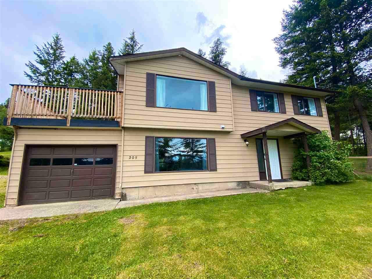 Main Photo: 205 GIBBON Road in Williams Lake: Esler/Dog Creek House for sale (Williams Lake (Zone 27))  : MLS®# R2593433