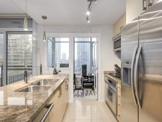 """Photo 4: 1202 1211 MELVILLE Street in Vancouver: Coal Harbour Condo for sale in """"The Ritz"""" (Vancouver West)  : MLS®# R2223413"""