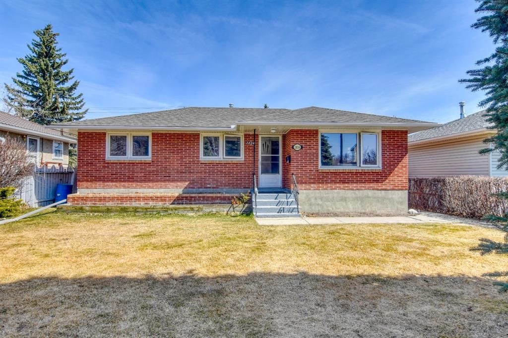 Main Photo: 2824 Cochrane Road NW in Calgary: Banff Trail Detached for sale : MLS®# A1085971