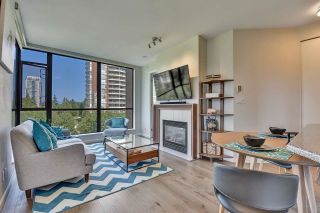 """Photo 3: 607 7368 SANDBORNE Avenue in Burnaby: South Slope Condo for sale in """"MAYFAIR PLACE"""" (Burnaby South)  : MLS®# R2598493"""