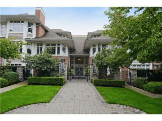 """Photo 1: 114 3188 W 41ST Avenue in Vancouver: Kerrisdale Condo for sale in """"THE LANESBOROUGH"""" (Vancouver West)  : MLS®# V1063940"""