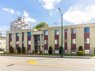 """Photo 2: 101 2880 OAK Street in Vancouver: Fairview VW Condo for sale in """"KINGSMERE MANOR"""" (Vancouver West)  : MLS®# R2597060"""