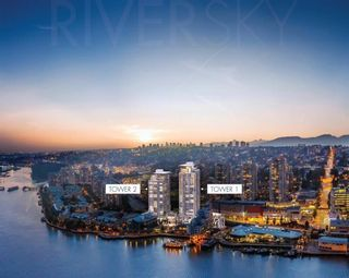 """Photo 3: 2505 988 QUAYSIDE Drive in New Westminster: Quay Condo for sale in """"RIVERSKY 2"""" : MLS®# R2515444"""