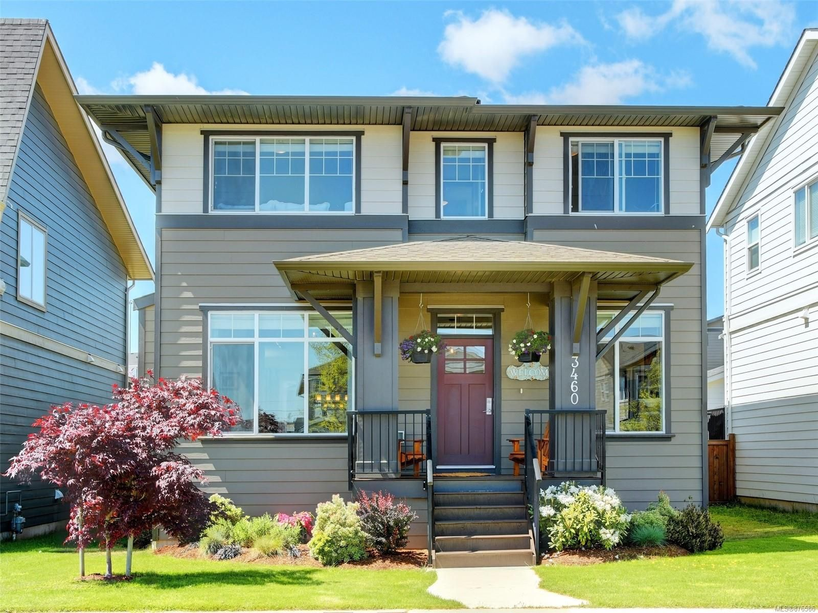 Main Photo: 3460 SPARROWHAWK Ave in : Co Royal Bay House for sale (Colwood)  : MLS®# 876586