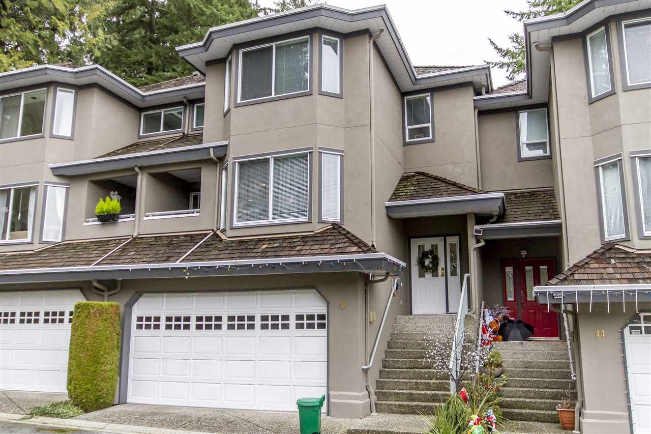 """Main Photo: 45 2990 PANORAMA Drive in Coquitlam: Westwood Plateau Townhouse for sale in """"WESTBROOK VILLAGE"""" : MLS®# R2235190"""