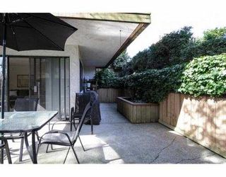 """Photo 16: 101 410 AGNES Street in New Westminster: Downtown NW Condo for sale in """"MARSEILLE PLAZA"""" : MLS®# V1069596"""