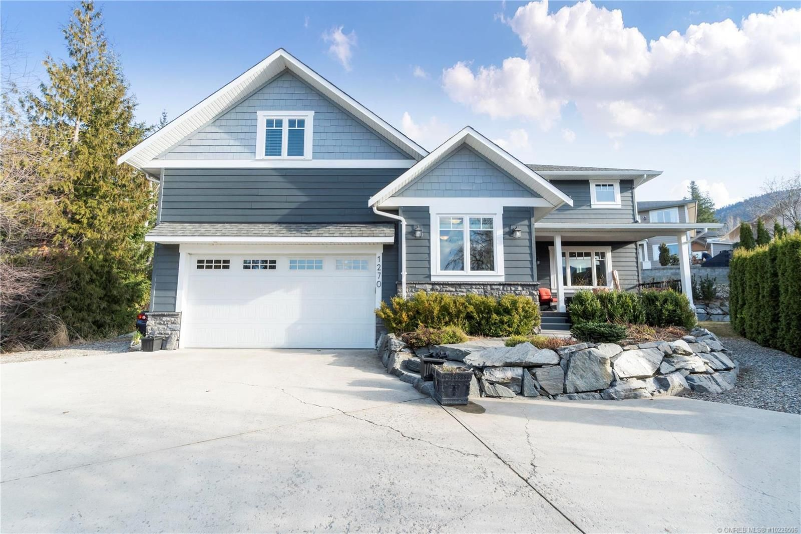 Main Photo: 1270 7 Avenue, SE in Salmon Arm: House for sale : MLS®# 10226506