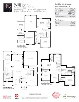 Photo 2: 1143 PRAIRIE Avenue in Port Coquitlam: Lincoln Park PQ House for sale : MLS®# R2487371