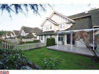 "Photo 10: 22 5811 122 Street in Surrey: Panorama Ridge Townhouse for sale in ""Lakebridge Estates"" : MLS®# F1104192"