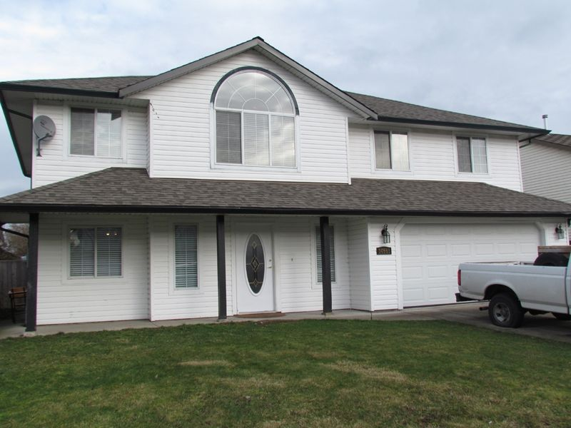 Main Photo: 34665 7TH AVE in ABBOTSFORD: Poplar House for rent (Abbotsford)