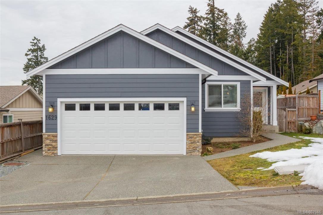 Main Photo: 1629 Kristin Way in SHAWNIGAN LAKE: ML Shawnigan House for sale (Malahat & Area)  : MLS®# 807946