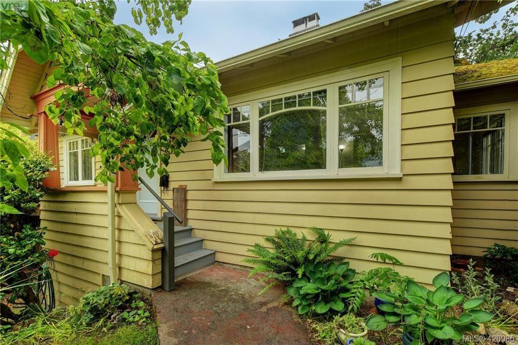 Main Photo: 919 Empress Ave in VICTORIA: Vi Central Park House for sale (Victoria)  : MLS®# 841099